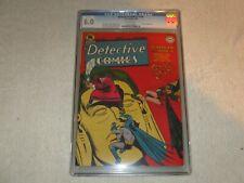 DETECTIVE COMICS 139 CGC 6.0 DC COMICS 1948