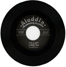 "CHARLES SIMS With EARL PALMER And BAND  ""TAKE A BATH""   R&B CLUB DANCER  LISTEN!"