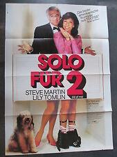 SOLO FÜR ZWEI - Filmplakat A1 - Steve Martin, Lily Tomlin - Carl Reiner