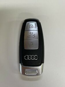 AUDI SMART KEY REMOTE GENUINE OEM FOB TRUNK BUTTON