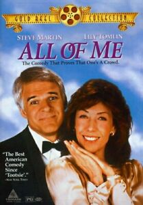 ALL OF ME (1984) NEW DVD