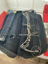 Mathews compound bow Halon 32  6 Loaded With Extras Perfect