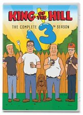 King of the Hill Complete 13th Thirteenth Season 13 thirteen DVD Set Series TV R