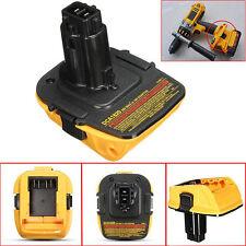 DCA1820 20V MAX To 18V Adapter Converter For Dewalt 18V 20V Li-ion Battery