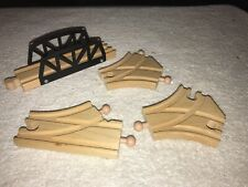 Thomas and Friends 3 Y Track Switch Wooden Railway Train Brio Imaginarium