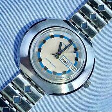 Orologio Watch Timex Vintage Anni 70 Space Ufo Disco Volante NOS