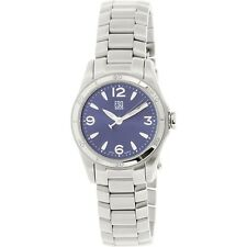 ESQ by Movado Women's Watch Aston Blue Dial Stainless Steel 07101172