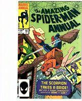 Amazing Spider-Man Annual # 18 (Marvel)1984 -- feat Scorpion -- VF