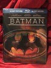 Batman Digibook Edition (Blu-ray Disc, 2009)