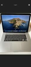 MacBook Pro 15.4 2.2 16GB i7 Retina Force Touch Trackpad MJLQ2D/A Apple