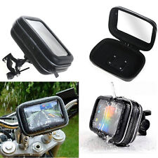 Waterproof Bike Handlebar Mount Holder Protective Case for Garmin Nuvi 200 GPS