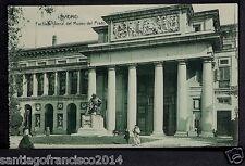 1857.-MADRID -Fachada Lateral del Museo del Prado