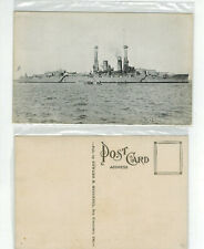 Mint Postcard US NAVY USS NEW YORK Older Postcard?