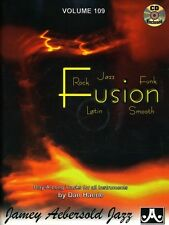 Fusion - Jamey Aebersold (2005, CD NEU)