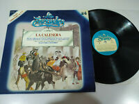 """Die Calesera Die Operette Vol 24 - LP vinyl 12 """" VG/VG - Dg"""