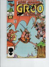 Groo the Wanderer # 4(Marvel/Epic 1985) Sergio Aragones  VF