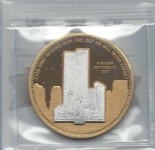 **2006** USA, 5TH Anniv. 911 / 2001 NCM Medal
