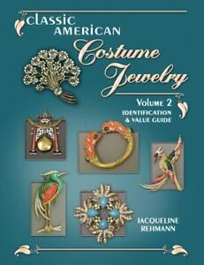 NEW Classic Costume Jewelry Volume II PRICE GUIDE COLLECTOR'S BOOK