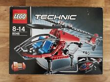 Lego Technic 8046 Helicopter Aircraft Sea Plane (2 in 1) Brand New Sealed