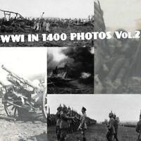 WWI Private 1400+ Photos of World War I WW1 German Soldier Albums Military Vol.2