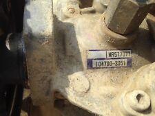 Mitsubishi L200 Diesel Fuel Pump. Genuine 2002-2006 4D56 K74..