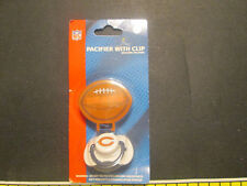 NFL Pacifier with Clip - Chicago Bears