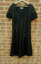 Noa Noa Revolution Quilt Black Cotton Dress size L