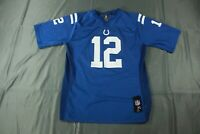 NFL Indianapolis Colts Andrew Luck Football Jersey Girls Size XL