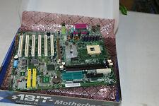 NEW in Box Abit BD7 Motherboard w/ accesories P/N: BD7-RAID