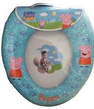 Peppa Pig Toilet Training Seat Kids New