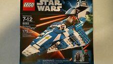 LEGO Star Wars Plo Koon's Jedi Starfighter (8093)