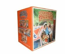 New & Sealed! TV Dukes of Hazzard Complete Series + 2 Movies DVD Box Set
