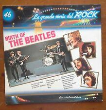 (BEATLES- La Grande Storia Del Rock)-RARE Italian/ Insert/Tony Sheridan-C7-LP