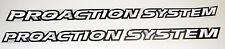 YAMAHA SRX SRX700 VIPER VMAX SX500R SX600R SX700R PROACTION TRAILING ARM DECAL