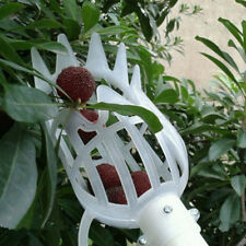 Fruit Picker Head Basket Picking Harvester Horticulture Gardening Tool ErE