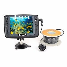 "Eyoyo 15M Fish Finder Fishing 1000TVL Underwater Camera DVR 3.5"" HD Monitor AU"