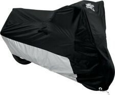 Nelson-Rigg Deluxe All-Season Motorcycle Cover (Black, X-Large) MC-904-04-XL