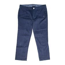 Damen-Caprihosen Damenhosen Hosengröße 34 Röhre/Tregging