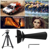 MYT807 75mm Flat Bowl Adapter for Fluid Ball Head Tripod Camera Camcorder DR