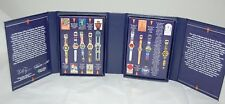 SWATCH Historical Olympic Games Collection 9 watch pins Atlanta 1996 Limited Ed