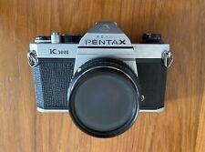 Pentax K1000 Spiegelreflexkamera mit 1:2 50mm Objektiv