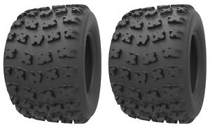 Pair 2 Kenda Kutter XC 22x9-11 ATV Tire Set 22x9x11 K581 22-9-11