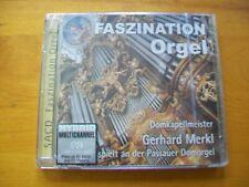 Faszination Orgel by Gerhard Merkl (CD/SACD, 2004, Symicon)