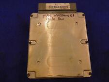 98 MUSTANG GT ECU ECM PCM ENGINE COMPUTER 4.6L Auto TRANS F8ZF-12A650-VC RHJ2