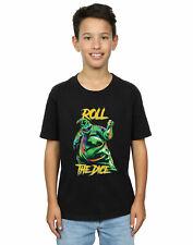 Disney Boys Nightmare Before Christmas Oogie Boogie Dice T-Shirt