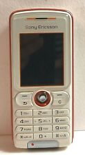 Sony Ericsson Walkman W880i -  Orange/White Mobile Phone