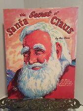 SIGNED w Elf Drawing The Secret of Santa Claus Bev Gary Stone Snowie Elves