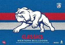 AFL Classics - Western Bulldogs (DVD, 2016, 6-Disc Set)
