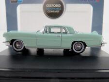 Oxford 87LC56003 Lincoln Continental Mark II (1956) in green 1:87/H0 NEU/OVP