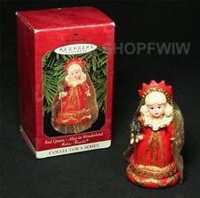 Hallmark Madame Alexander Red Queen Alice In Wonderland Ornament 1999